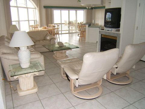 Open Concept Living - Manasota Key Vacation Rental