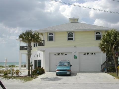 Side View - Manasota Key Vacation Rental