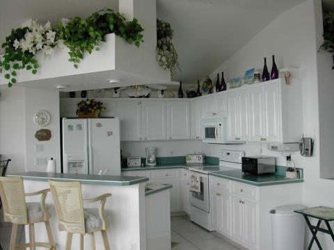Kitchen - Manasota Key Vacation Rental