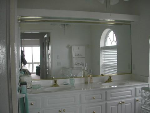 Master Bath - Manasota Key Vacation Rental