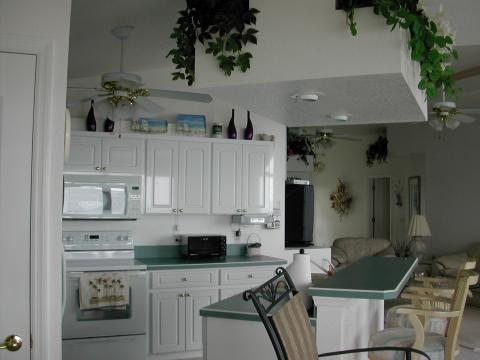 Breakfast Bar - Manasota Key Vacation Rental