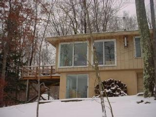BUCKRUN - Contemporary Ski Home - Vacation Rental in Manchester