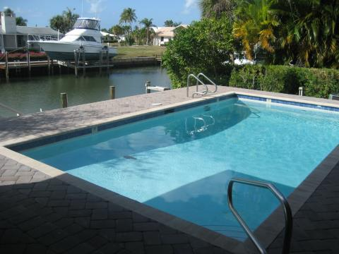 Waterfront Vacation Home with Pool and Dock - Vacation Rental in Marco Island