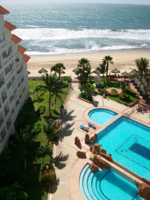 Quintas del Mar - 7th floor Beach Condo - Vacation Rental in Mazatlan