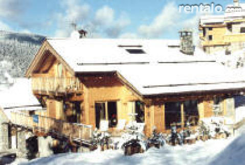 Chalet Infusion - Vacation Rental in Meribel