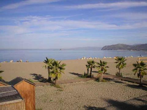 Ocean rental beach penthouse in Patti Sicily Italy - Vacation Rental in Messina