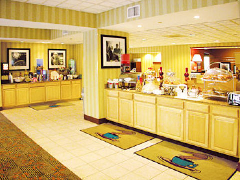 Hampton Inn New Orleans Metairie