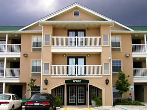 Sun Suites Of Metairie