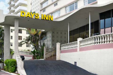 Days Inn- Miami Beach Oceanside