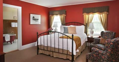 Swift House  - Bed and Breakfast in Middlebury