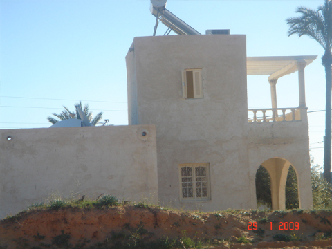 Djerba Villa for 4 with access to a pool - Vacation Rental in Midoun