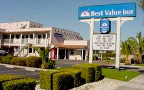 Americas Best Value Inn-San Jose Airport
