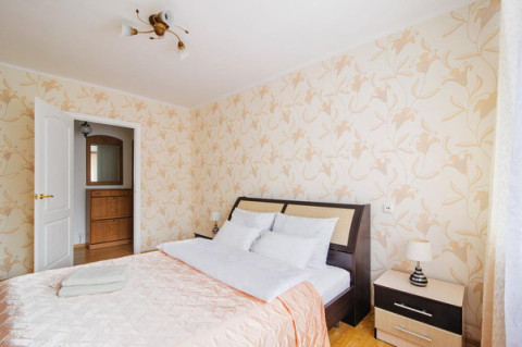 2-rooms apartment in the centre of Minsk - Vacation Rental in Minsk
