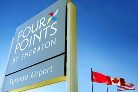 Four Points by Sheraton Toronto Airport
