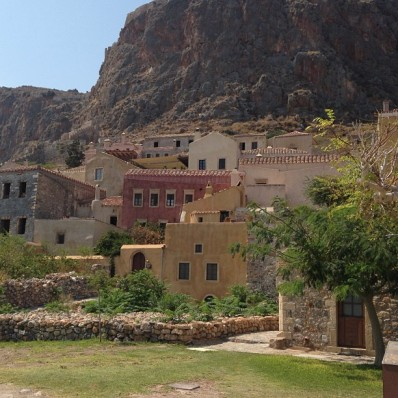Goulas traditional house - Vacation Rental in Monemvasia