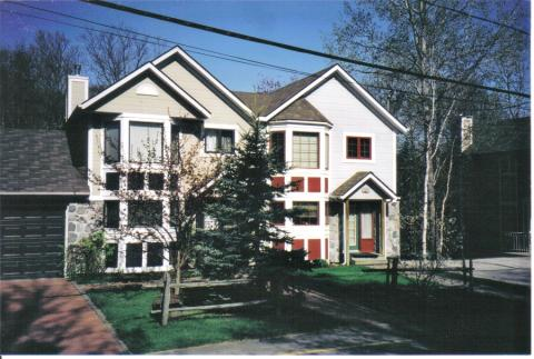 ON SITE - BEACH,HEATED POOL,TENNIS - 1 MIN .TO SKI - Vacation Rental in Mont Tremblant