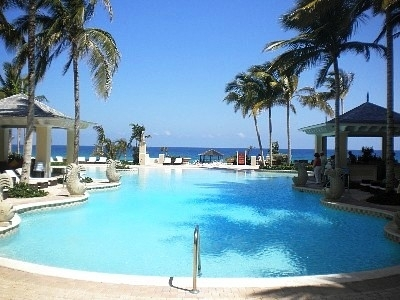 Luxurious One BdRm Ocean Front Condo - Vacation Rental in Montego Bay