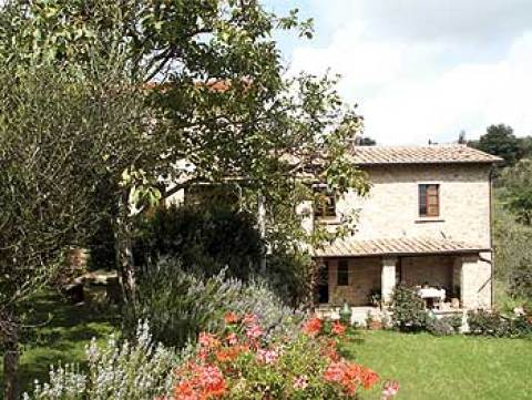 Podere Fontecastello - Vacation Rental in Montepulciano
