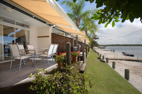 Skippers Cove Noosa - Vacation Rental in Mooloolaba