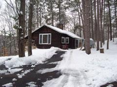 Pocono Mountain Cabin - Vacation Rental in Mt Pocono