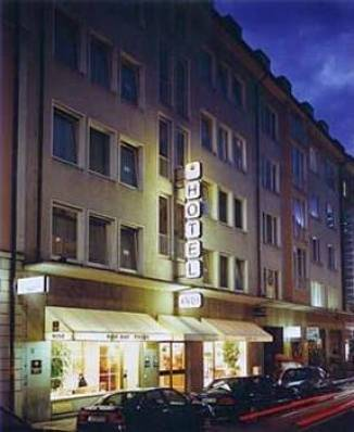 Comfort Hotel Andi Munich City Center