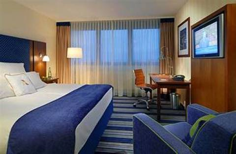 Four Points By Sheraton Munich Olympiapark