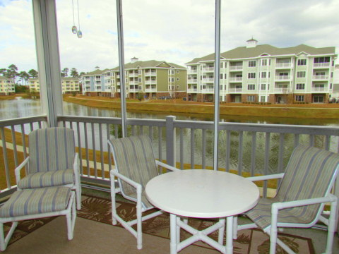 Myrtlewood Villas by Palmetto Vacation Rentals - Vacation Rental in Myrtle Beach