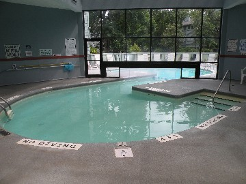 On site-Indoor/Outdoor Pool