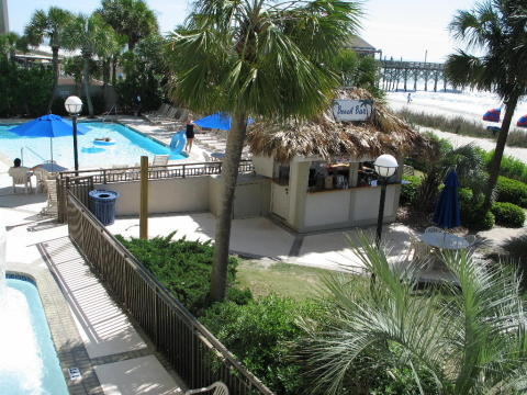 Holiday Inn at the Pavilion Resort Oceanfront Cond - Vacation Rental in Myrtle Beach