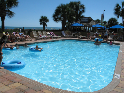 Holiday Inn at the Pavilion Resort Oceanfront Cond