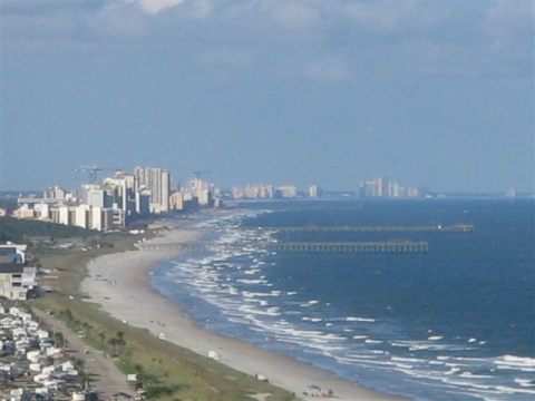 STEVE'S MYRTLE BEACH CONDO - Vacation Rental in Myrtle Beach