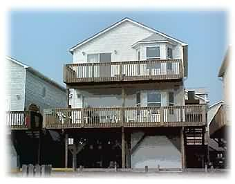 Oceanfront 5 BR Beach House -Touch of Heaven - Vacation Rental in Myrtle Beach