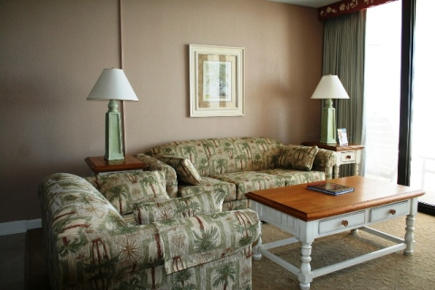 2 or 3 bedroom OCEAN FRONT CONDO - Vacation Rental in Myrtle Beach