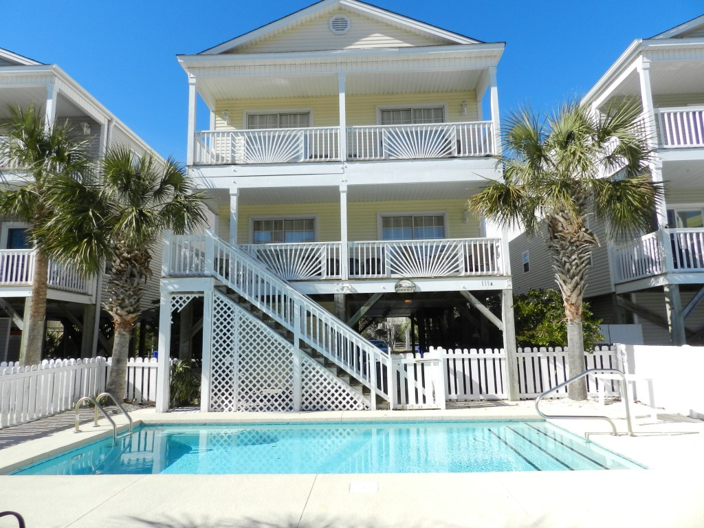 Beach Hutt - Vacation Rental in Myrtle Beach