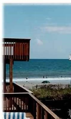 ONLY $2300/WEEK IN THE SUMMER - FANTASTIC VIEW OF  - Vacation Rental in Myrtle Beach