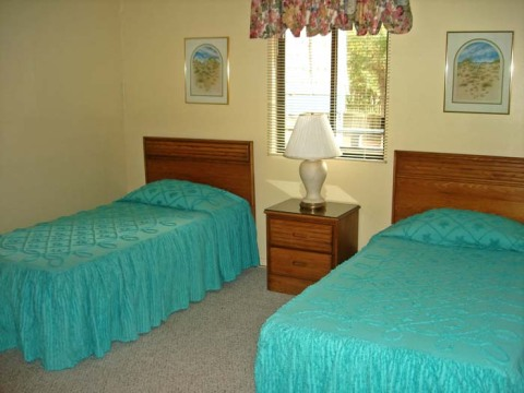 2nd Bedroom - Myrtle Beach Vacation Homes