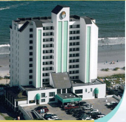 Reef Oceanfront Resort - Hotel in Myrtle Beach