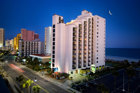 Meridian Plaza - Hotel in Myrtle Beach