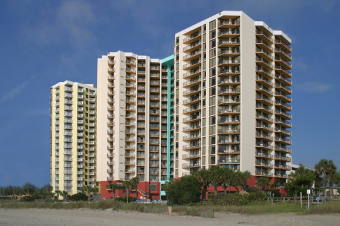 Patricia Grand Resort 1 Bedroom Suites Oceanfront  - Hotel in Myrtle Beach