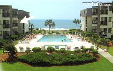 Fabulous View - Ocean & Pool - Vacation Rental in Myrtle Beach