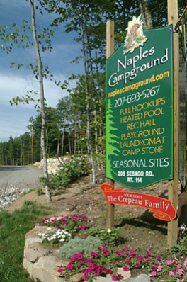Naples Campground - Vacation Rental in Naples