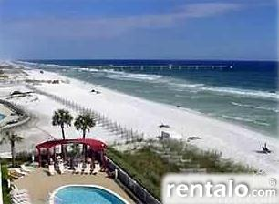 Beachfront Condo Unit 405 - Vacation Rental in Navarre Beach
