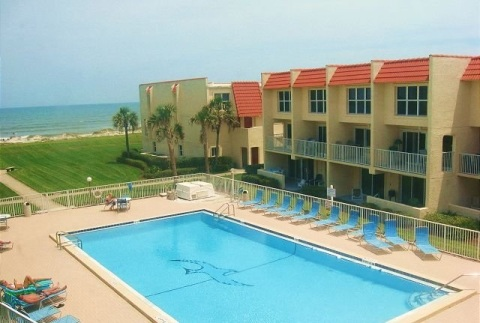 Pier Point South Condominium. - Hotel in Neptune Beach