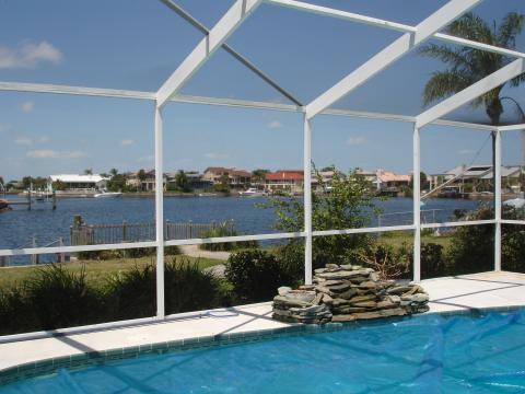 Waterfront, Gulf View Sunsets, Home - Vacation Rental in New Port Richey