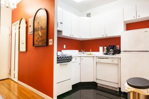 New York City Rental (West 58th St.)