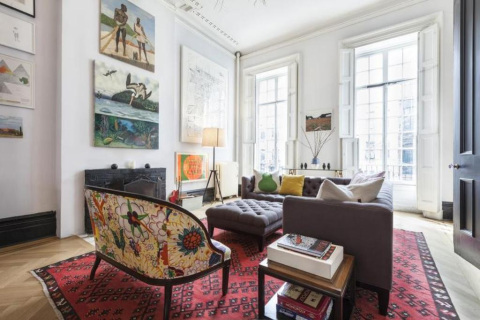 A brick townhouse and a story - Vacation Rental in New York City