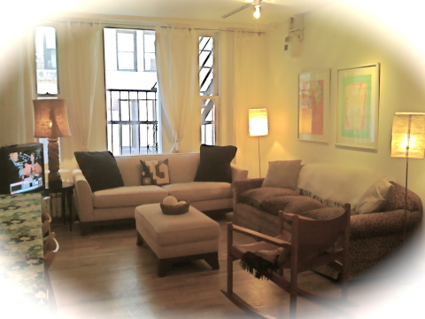Manhattan three Bedroom Furnished - Vacation Rental in New York City