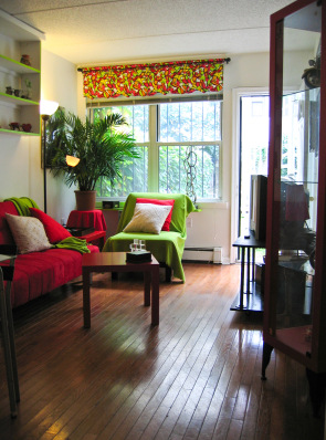 Manhattan Garden Apartment with Free WIFI - Vacation Rental in New York City