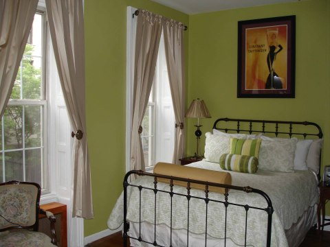 Ivy Terrace Bed & Breakfast - Bed and Breakfast in New York City
