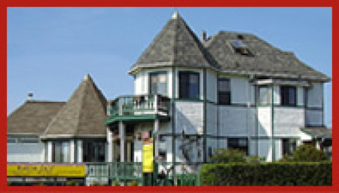 Green Gables B and B - Bed and Breakfast in Newport